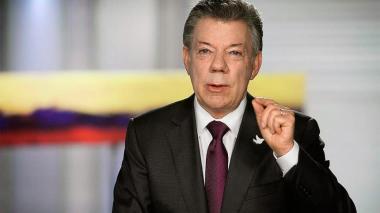 Con trino, Santos responde a críticas de Vargas Lleras a la JEP