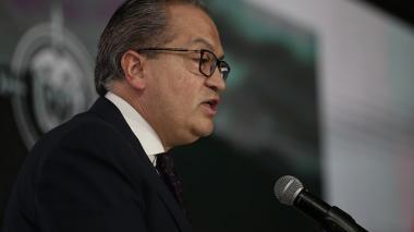 Fernando Carrillo procurador general.