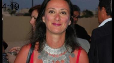 Daphne Caruana Galizia, periodista asesinada.