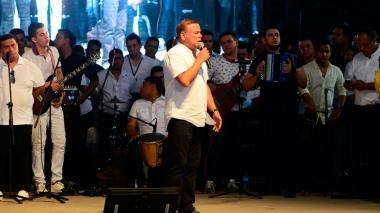 Asaltan a músicos de Iván Villazón entre Cesar y Norte de Santander