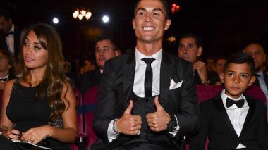 Cristiano Ronaldo, el mejor de 2017 para la Fifa