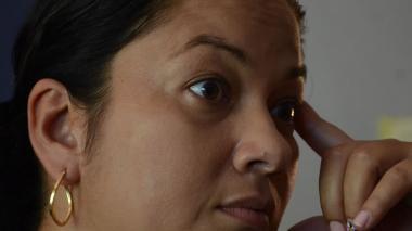 """""""Justicia se hará cuando esa mujer esté tras las rejas"""": hermana de víctima de falsa acusación en caso Angie Paola"""