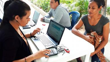 MOE advierte de irregularidades en inscripción de cédulas en Atlántico