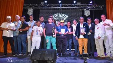 Alberto Ovalle ganó el Festival de Acordeones en Miami