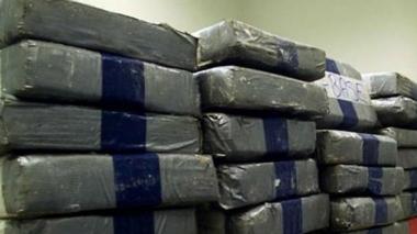 Cocaína incautada. Imagen de referencia para ilustrar la nota.