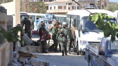 Informe de la ONU determina que Siria fue responsable de ataque con gas sarín