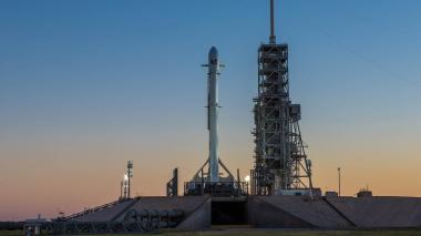 SpaceX lanza satélite de comunicación surcoreano