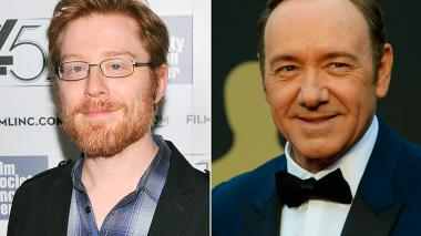 Anthony Rapp y Kevin Spacey