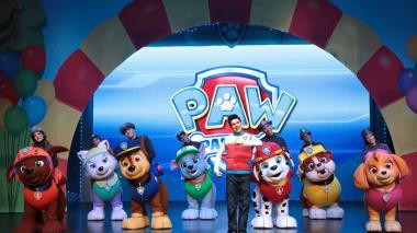 Paw Patrol llega a Colombia: así será la gira