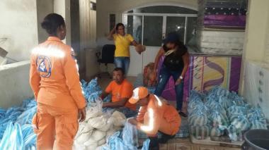 Invierno en Magdalena: 6.204 familias afectadas
