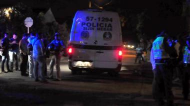 Asesinados a bala dos vendedores de chance en la noche de Halloween en Atlántico
