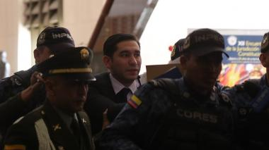 El acuerdo le evitará al exfiscal Moreno ser procesado por actos que haya cometido como abogado