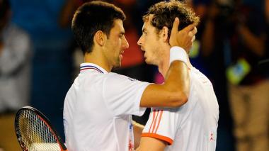 Andy Murray y Novak Djokovic salen del Top 10 de la ATP