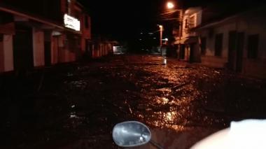 Emergencia en Corinto, Cauca, tras avalancha del río La Paila
