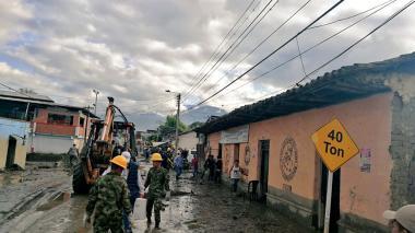 Asciende a nueve la cifra de muertos por avalancha en Corinto, Cauca
