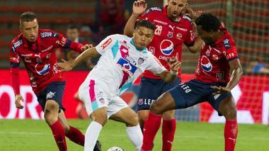 Definen medidas de seguridad para el partido Junior vs. Medellín