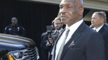 El 'golpe' de las autoridades chilenas a Mike Tyson