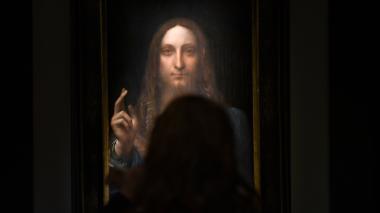 Un polémico Da Vinci, estrella de subastas de otoño en Nueva York