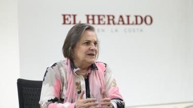 """""""Lo de Fajardo, López y Robledo es una coalición con vetos"""": Clara López"""