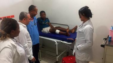 ESE reporta 4 quemados con pólvora, 3 heridos con arma de fuego y 31 con arma blanca en Fiestas de Cartagena