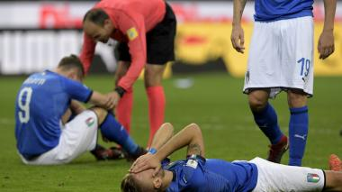 Luego de 60 años, Italia no asistirá a un Mundial
