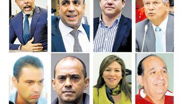 Las reacciones de los senadores costeños acusados por el caso Odebrecht