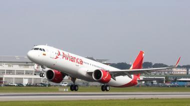 Avianca habilita 54 vuelos como parte del plan de normalización de operaciones