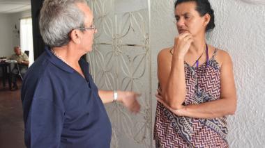 """""""Cuando sonó el celular tan tarde sentí lo peor en el corazón"""": madre de Angello Alzamora"""