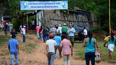 El 55% de desmovilizados de Farc han abandonado las zonas: Misión de la ONU