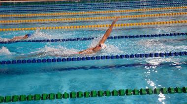 Jonathan Gómez, la nueva sensación de Colombia en natación