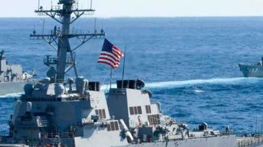 EEUU pone fin a la búsqueda de los marineros desaparecidos en el Pacífico