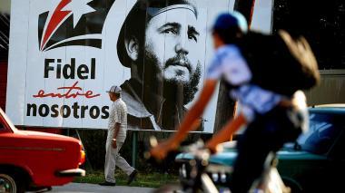 Sin mayores actos, Cuba recuerda a Fidel Castro tras un año de su muerte