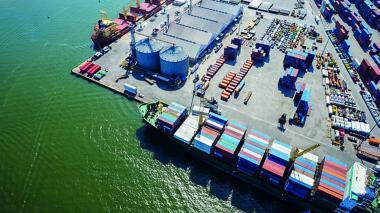 Exportaciones colombianas han aumentado en todo el mundo: Maersk