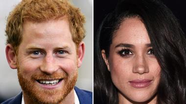 Enrique de Inglaterra y la actriz Meghan Markle anuncian su boda