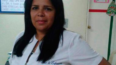 Vecino asesina a enfermera de varias puñaladas en Montería