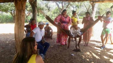 Mueren dos niños por desnutrición en la Alta Guajira