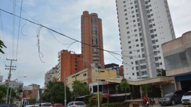 Electricaribe desmontará cables de TV y telefonía en las calles 84 y 79