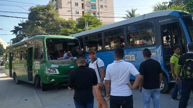 Accidente de tránsito en el norte de Barranquilla deja una persona muerta