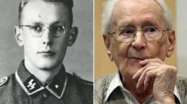 Justicia alemana envía a la cárcel a un ex SS de 96 años