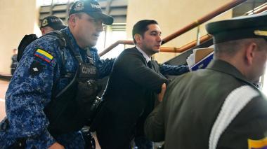 Luis Gustavo Moreno seguirá colaborando con la justicia desde EEUU: fiscal