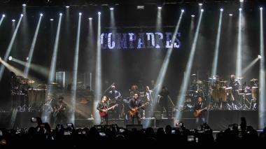 Andrés Cepeda y Fonseca cambian la hora de su concierto en Barranquilla por partido de Junior