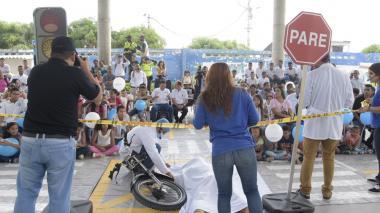 Colombia registra 19 muertes por accidentes de tránsito cada día