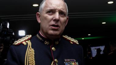Alberto José Mejía, nuevo comandante de las Fuerzas Militares
