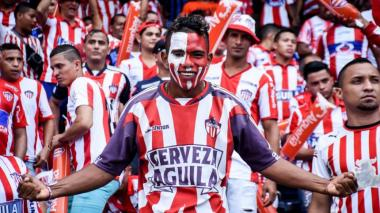 Tarde cívica en Barranquilla por encuentro Junior - Flamengo