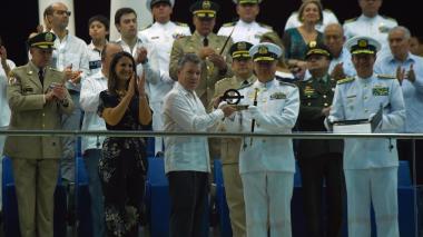 Escuela Naval de la Armada recibe acreditación de alta calidad