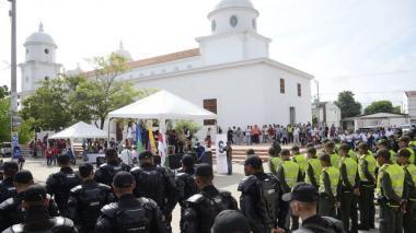 Policía hará operativos principales vías de Soledad por el fin de año