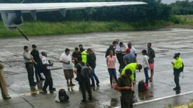 Detienen a 26 personas de organización dedicada al narcotráfico en San Andrés