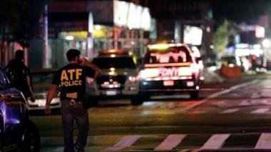 Un muerto y tres heridos por atropello en Nueva York