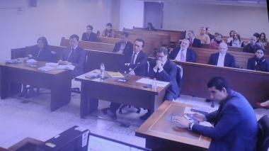 Fiscalía no demostró que Andrade haya tenido interés indebido en el contrato: jueza