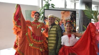 Plato, Magdalena, revive el Festival de la leyenda del hombre caimán